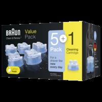 Картридж для очистки бритвы Braun CCR6 Clean & Renew